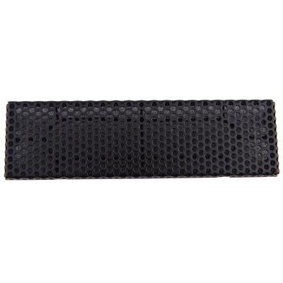 "Corsair Carbide 400R Case - Front 13.335 cm (5.25"") Bay Cover (black, mesh) Drive bay - Zwart"