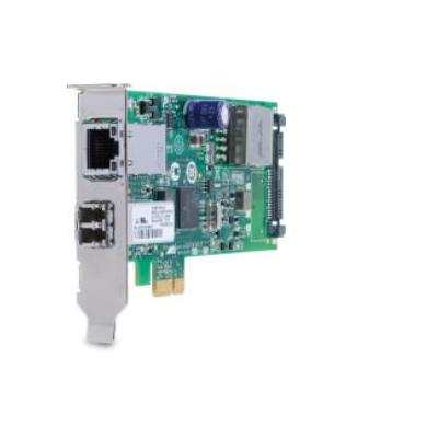 Allied Telesis AT-2911GP/LXLC-001 Netwerkkaart - Groen, Zilver