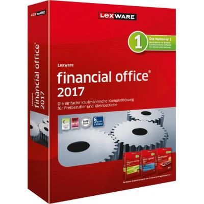 Lexware financiele analyse-software: Financial Office 2017