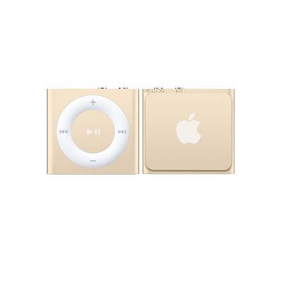 Apple MP3 speler: iPod Shuffle 2GB - Goud