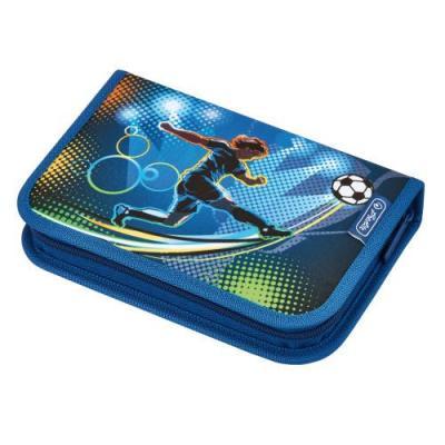 Herlitz potlood case: Export Soccer - Multi kleuren