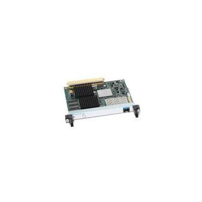 Cisco 1-Port OC3c/STM1c ATM Shared Port Adapter, Refurbished netwerk interface processor