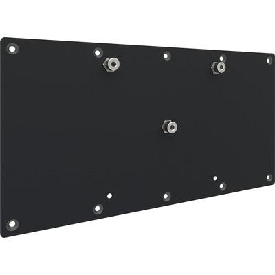SmartMetals Beugel, VESA, 3 kg, zwart Muur & plafond bevestigings accessoire