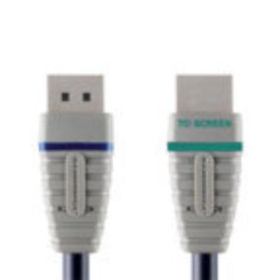 Bandridge BCL2702 video kabel adapters