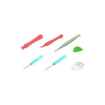 2-power accessoire : Universal Tool Kit For iPhone, 62 x 18 x 18 mm, 34 g - Multi kleuren