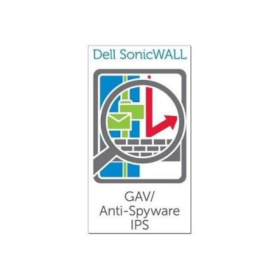 Dell firewall software: SonicWALL SonicWALL Gateway Anti-Malware IP AppControl