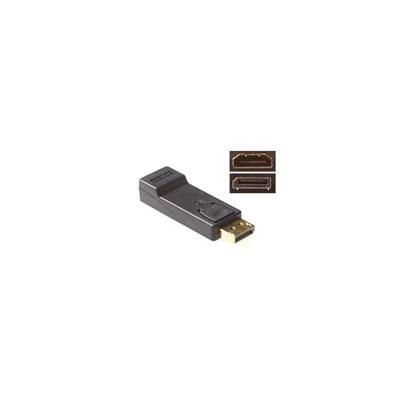 Advanced cable technology kabel: Conversion adapter DisplayPort male - HDMI A femaleConversion adapter DisplayPort male .....