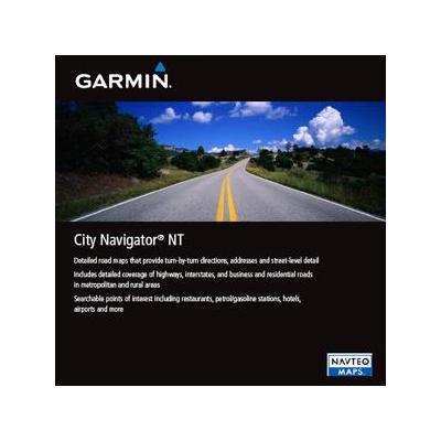 Garmin routeplanner: City Navigator Southeast Asia NT
