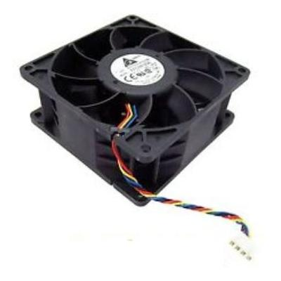 HP System Cooling Fan Assembly for RP5700, 12V Hardware koeling - Zwart