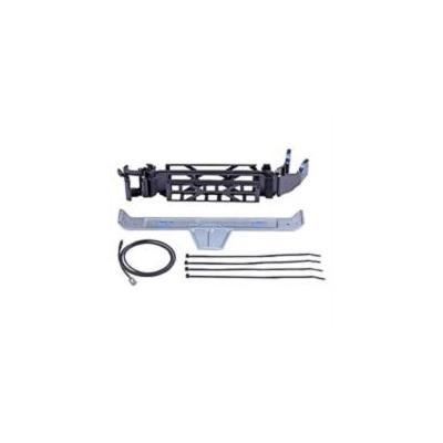 Dell rack toebehoren: Cable Management Arm, 2U - Kit - Metallic