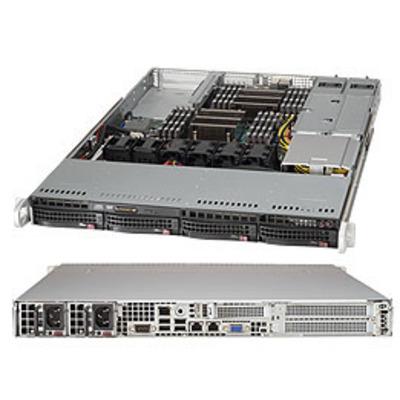 Supermicro SYS-6017R-WRF server barebone