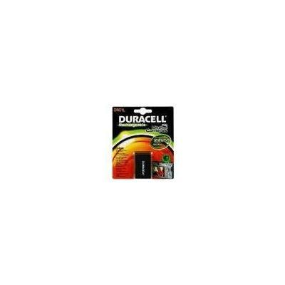 Duracell batterij: Digital Camera Battery 7.4v 1050mAh - Zwart