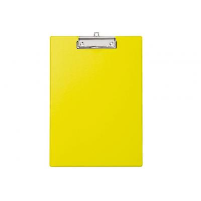 MAUL A4, 31.9 x 22.9 x 1.3 cm, yellow Klembord - Geel