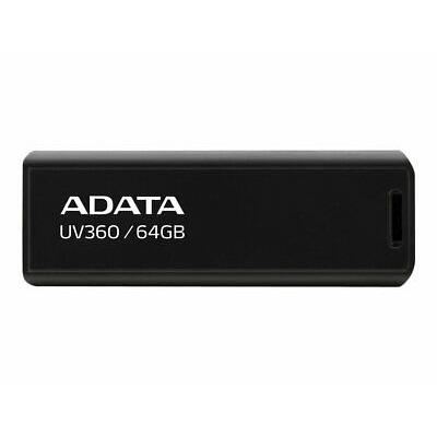 ADATA UV360 USB flash drive - Zwart