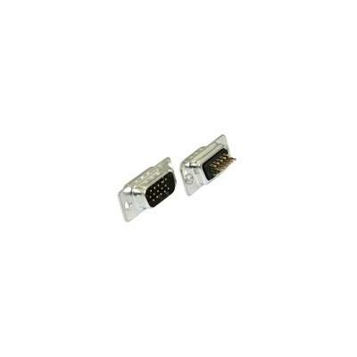 ACT High Density D-sub soldeer connector, male Kabel adapter