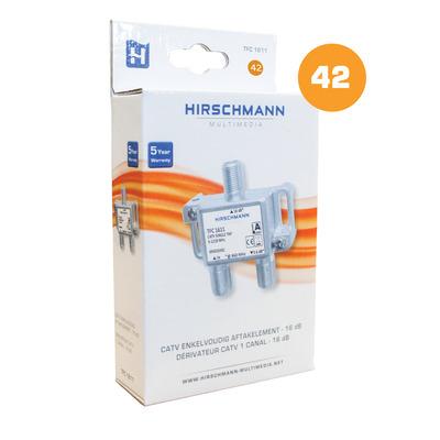 Hirschmann TFC 1611 Kabel splitter of combiner - Metallic