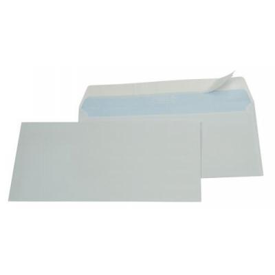 Gallery envelop: Enveloppen ft 114 x 229 mm - Wit