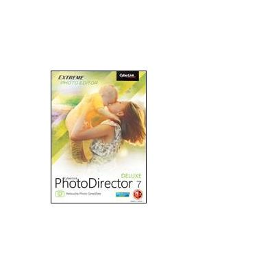 Cyberlink grafische software: Photo Director 7 Deluxe (download versie)