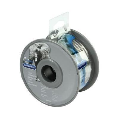 Bandridge signaal kabel: 1.5mm² Loudspeaker Cable 15.0 m - Transparant