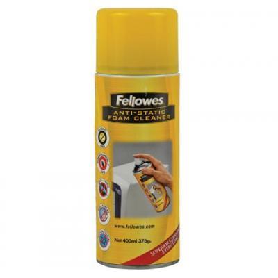 Fellowes reinigingskit: 400ml Foam Cleaner