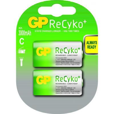 Gp batteries batterij: ReCyko+ C - Veelkleurig