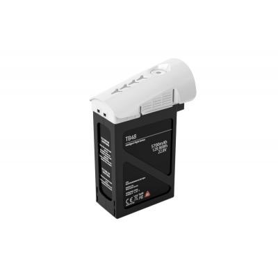 Dji : TB48 Intelligent Flight Battery - Zwart, Wit