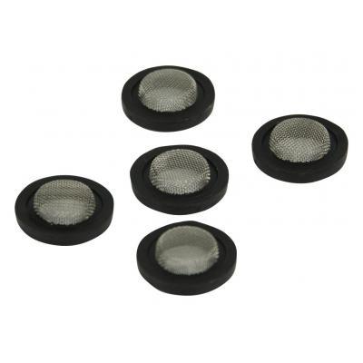 """Hq keuken & huishoudelijke accessoire: Rubber seal with metal grid 3/4"""" - Zwart"""