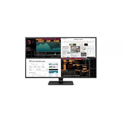 LG 43UD79-B 42.5'' 4K UHD Monitor - Zwart