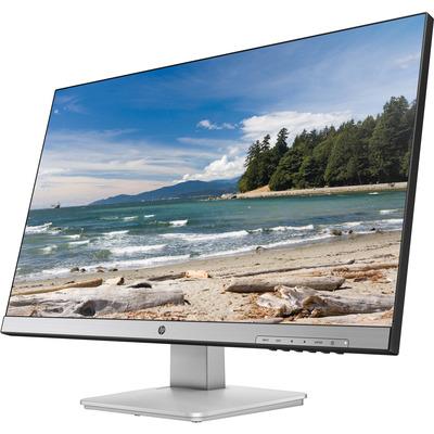 HP 27q Monitor - Zwart, Zilver