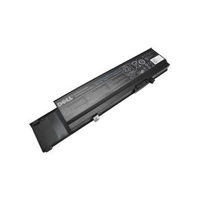 Dell batterij: 6 Cell, 56 Wh - Zwart