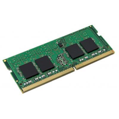 Kingston technology RAM-geheugen: ValueRAM 8GB DDR4 2133MHz SODIMM - Groen