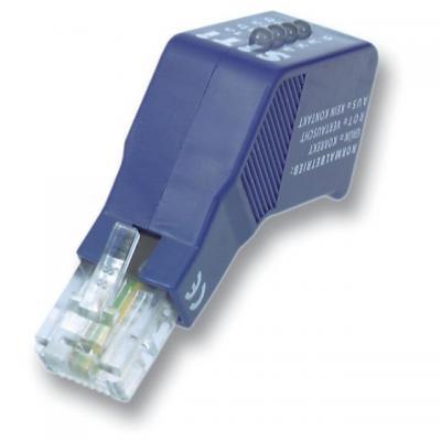 EFB Elektronik ISDN S0-Bus Tester SiTi Netwerkkabel tester - Blauw