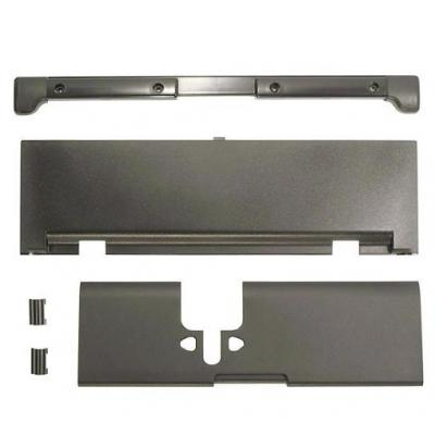HP Plastics kit - Includes palm rest, front bezel for tray, top cover (bezel), and two small covers (clutch covers) .....