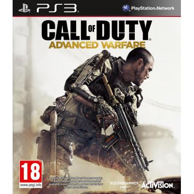 Activision game: Call of Duty, Advanced Warfare  PS3
