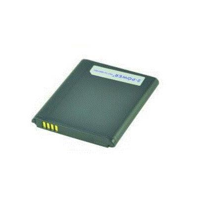 2-Power Smartphone Battery 3.8V 2400mAh Samsung K Zoom Mobile phone spare part - Zwart