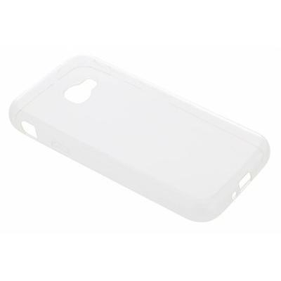 Selencia Transparante gel case voor de Samsung Galaxy Xcover 4 Mobile phone case - Doorschijnend