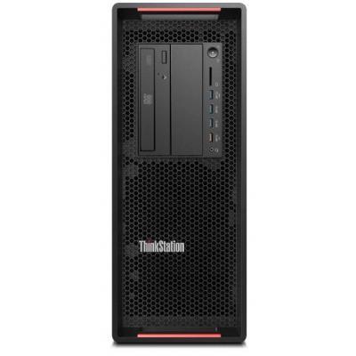 Lenovo ThinkStation P500 pc - Zwart