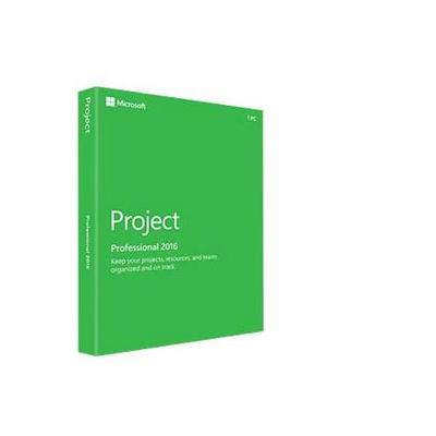 Microsoft software suite: Project Professional 2016