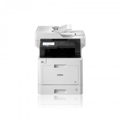 Brother All-round all-in-one kleurenlaserprinter MFC-L8900CDW Multifunctional - Zwart, Grijs