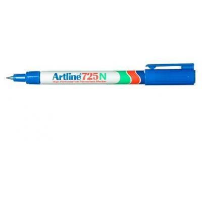 Artline marker: 725N - Blauw, Wit