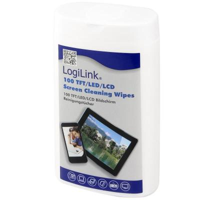 Logilink reinigingskit: TFT, LCD and Plasma Cleaning Cloths
