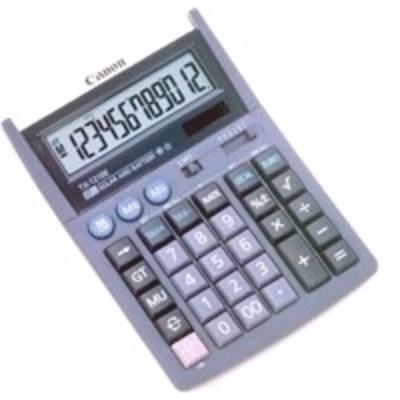Canon calculator: TX-1210E - Lila