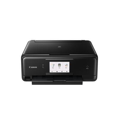 Canon multifunctional: PIXMA TS8050 - Zwart, Cyaan, Grijs, Magenta, Zwart Pigment, Geel