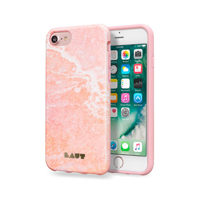 LAUT _IP7_HXE_MP Mobile phone case - Roze