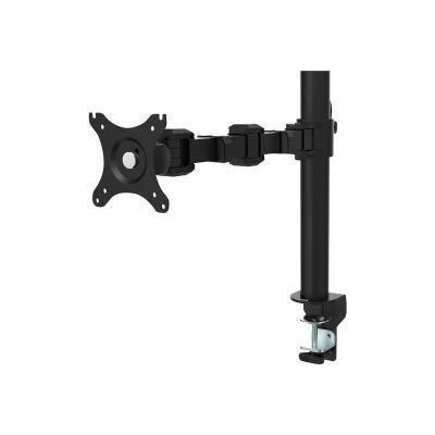 Vision monitorarm: 407 x 316 x 126 mm, 30″, 85-15°, 10 kg - Zwart
