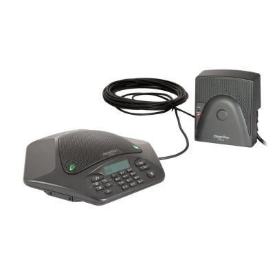 Clearone telefoonspeaker: MAX IP - Zwart