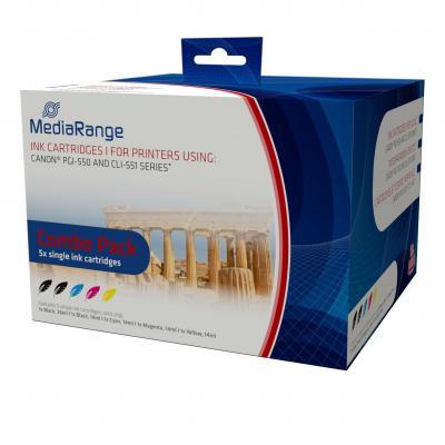 MediaRange MRCP550C551 inktcartridge