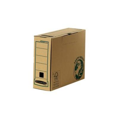 Fellowes archiefdoos: Bankers Box® Earth Series  transfer archiefdoos - Bruin