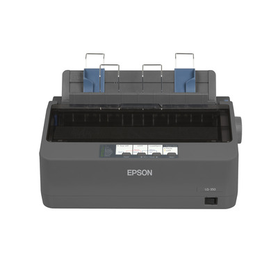Epson LQ-350 Dot matrix-printer - Zwart,Grijs
