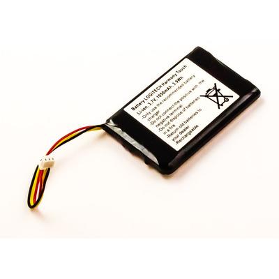 CoreParts MBRC-BA0002 - Zwart, Rood, Wit, Geel